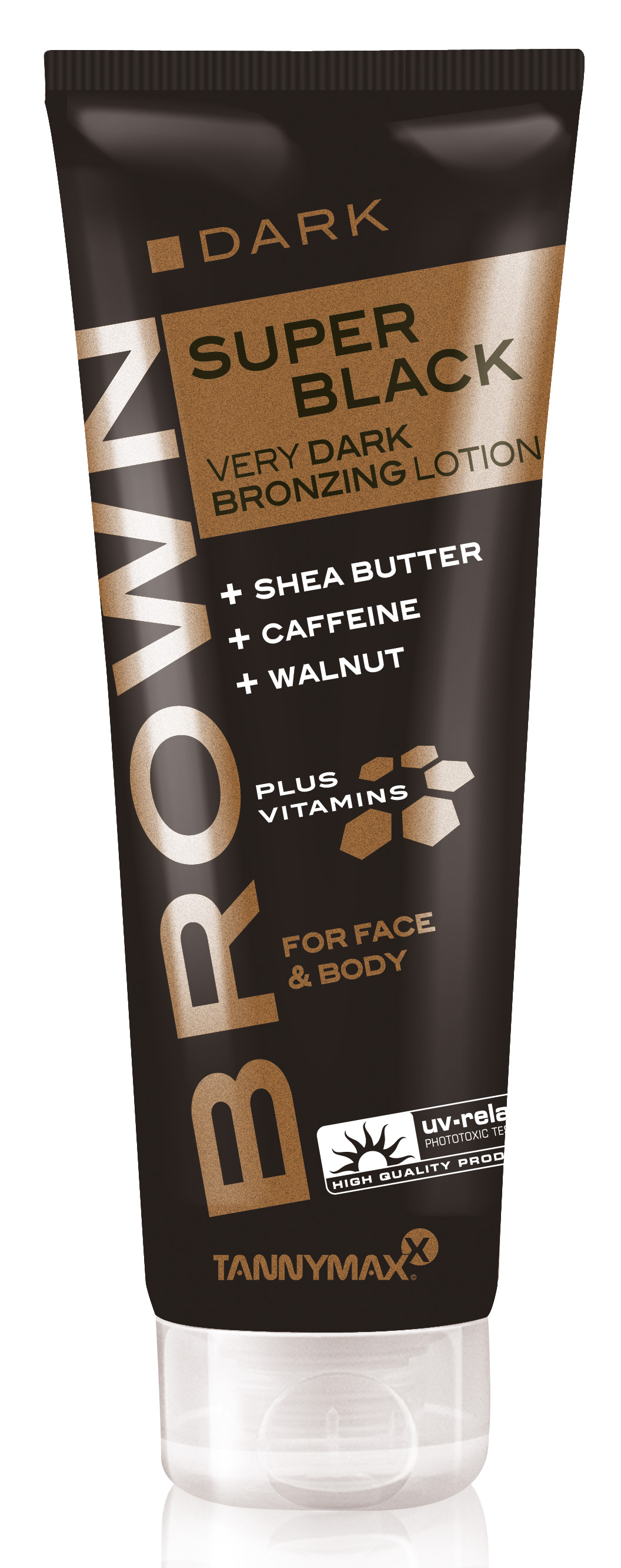 Tannymaxx Brown Super Black Bronzing 125 ml